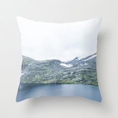 Norway landscape#28 Throw Pillow