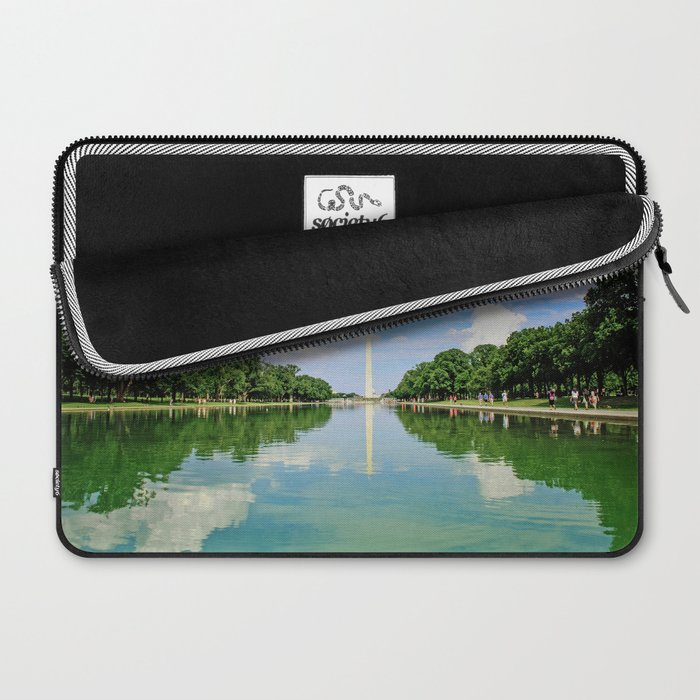 Washington Memorial Laptop Sleeve