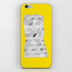 Neighborhood Print iPhone & iPod Skin