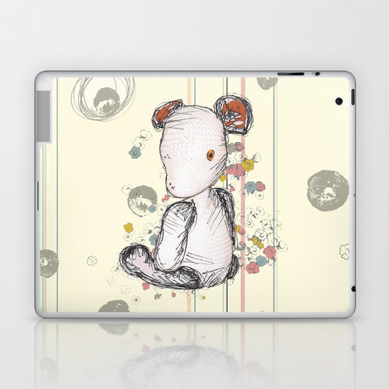 Mr Ted Laptop & iPad Skin