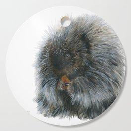 Vinnie the Porcupine by Teresa Thompson Cutting Board
