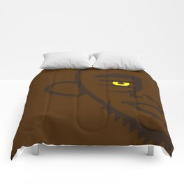 The Chocolate Giant Look Book Poster Series_Chocolate Face Comforters