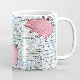 Pigs might fly Coffee Mug