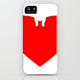 I love astronauts iPhone Case