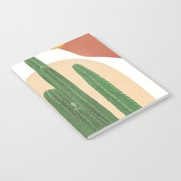 Abstract Cactus I Notebook