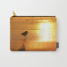 Lonely Bird Carry-All Pouch