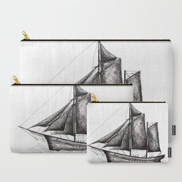 Sail away! Carry-All Pouch