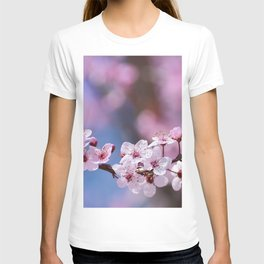 """Pink flowers"". Beautiful spring... T-shirt"