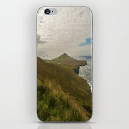 Bray Head Valentia Island, Co.Kerry, Ireland iPhone Skin