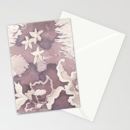 Floral Paisley Stationery Cards