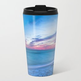 If By Sea - Sunset and Emerald Waters Near Destin Florida Travel Mug