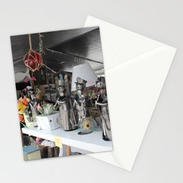 Flea Market Stationery Cards