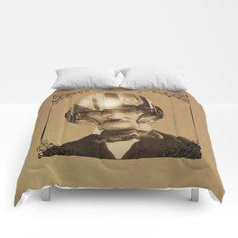 Edgar Allan Poe Dameron Comforters