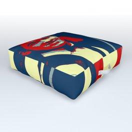 Big Break Snooker Whirlwind Outdoor Floor Cushion