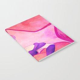 Lovely Loli Lilac Notebook