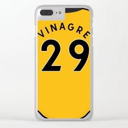 Ruben Vinagre Jersey Clear iPhone Case