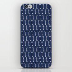 The Keys To The Kingdom iPhone & iPod Skin