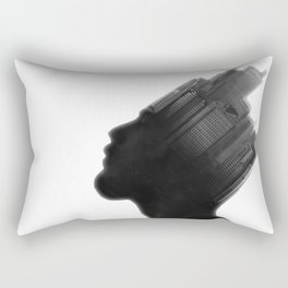 City Slicker Rectangular Pillow