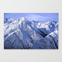 giants Canvas Prints featuring Giants by Robin Curtiss