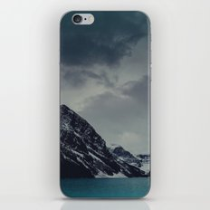 Lake Louise Winter Landscape iPhone Skin