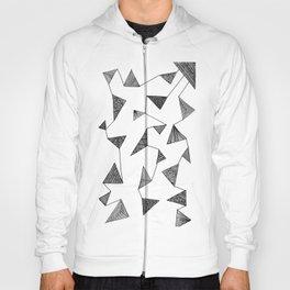 Triangle Barf Hoody