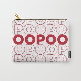 POOPOOP Carry-All Pouch