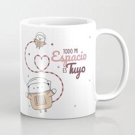 Mi Espacio Coffee Mug