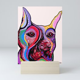 Doberman Mini Art Print