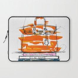 Birkin Bag and Fashion Books Laptop Sleeve