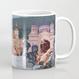 Romania Collage Coffee Mug