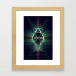 Sierpinski Framed Art Print