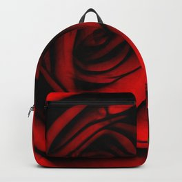 Reddest Rose Backpack