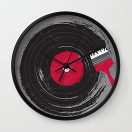 Art of Music Wall Clock