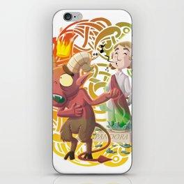 Nemesi iPhone Skin