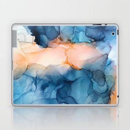 Captivate- Alcohol Ink Painting Laptop & iPad Skin
