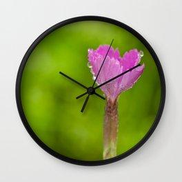 Maiden Pink Wall Clock