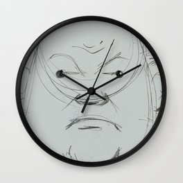 The Grump Wall Clock