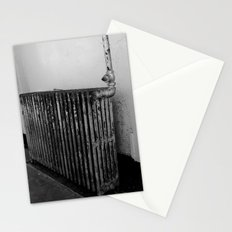 Decaying climate Stationery Cards