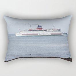 CTMA cruise ship  Rectangular Pillow