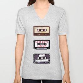 Mixtapes Unisex V-Neck