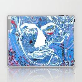 the Blue man Laptop & iPad Skin