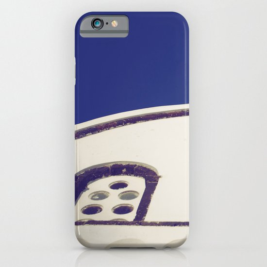 Santorini Churches IV iPhone & iPod Case