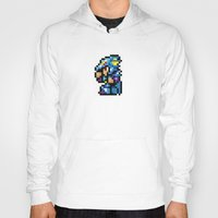final fantasy Hoodies featuring Final Fantasy II - Kain by Nerd Stuff