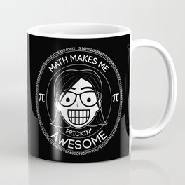 Frickin Awesome - Math Girl Coffee Mug