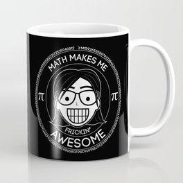 Frickin Awesome - Math Girl Coffee Mug