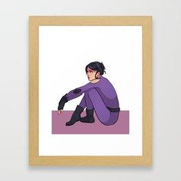 kate kate kate Framed Art Print