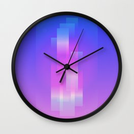 R E F R A C T Wall Clock
