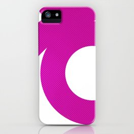 smile one iPhone Case