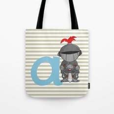 a for armor Tote Bag
