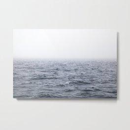 The endless ocean Metal Print